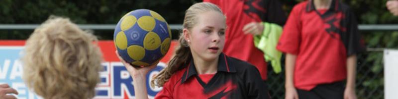 Korfbal clinic voor de jeugd!