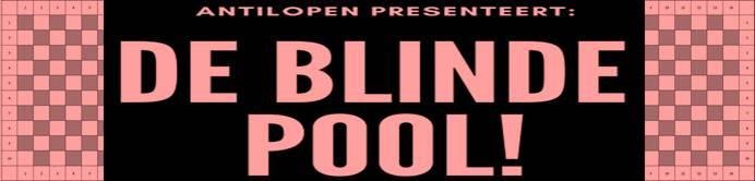 Blinde pool